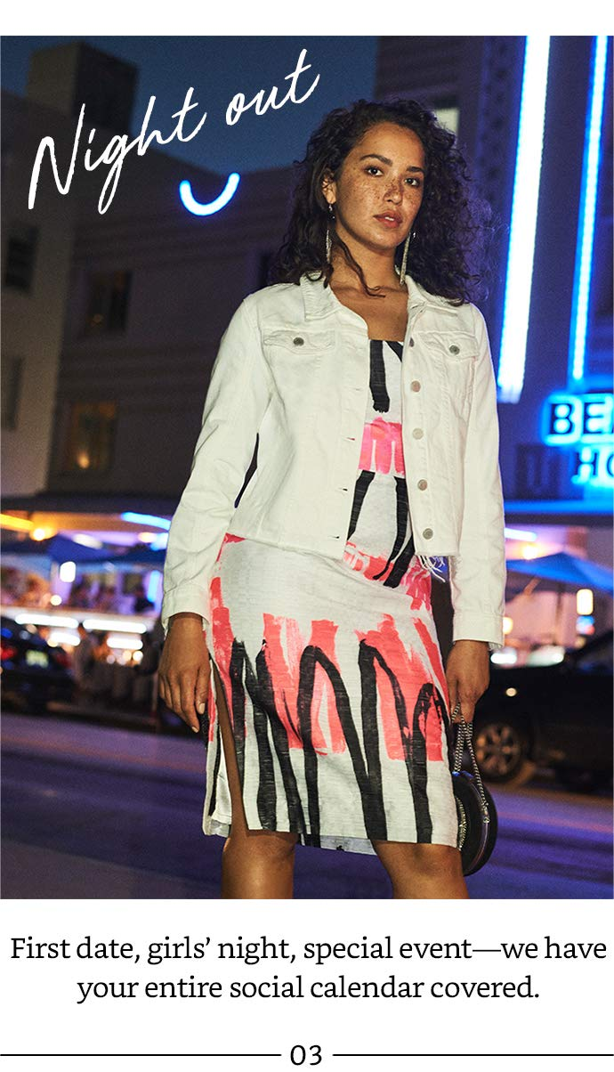 Shop by occasion: Night Out