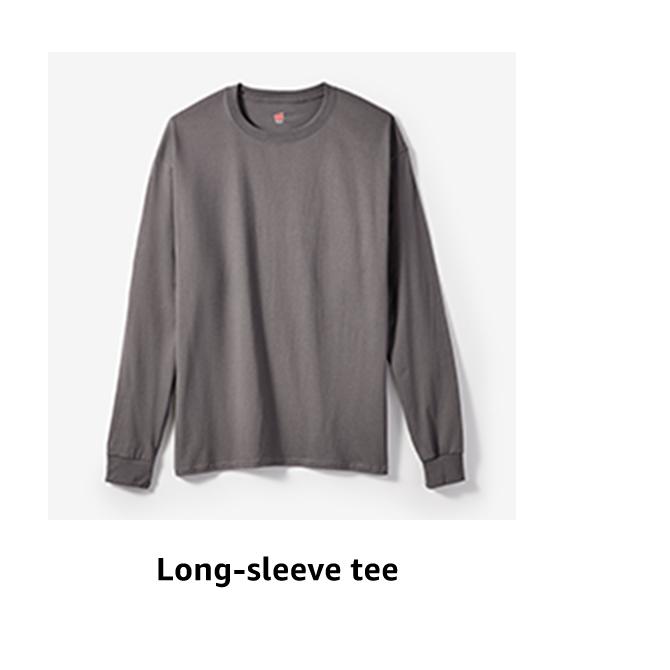 Long-sleeve tee