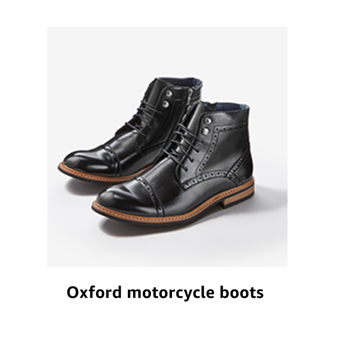 Oxford motorcycle boots