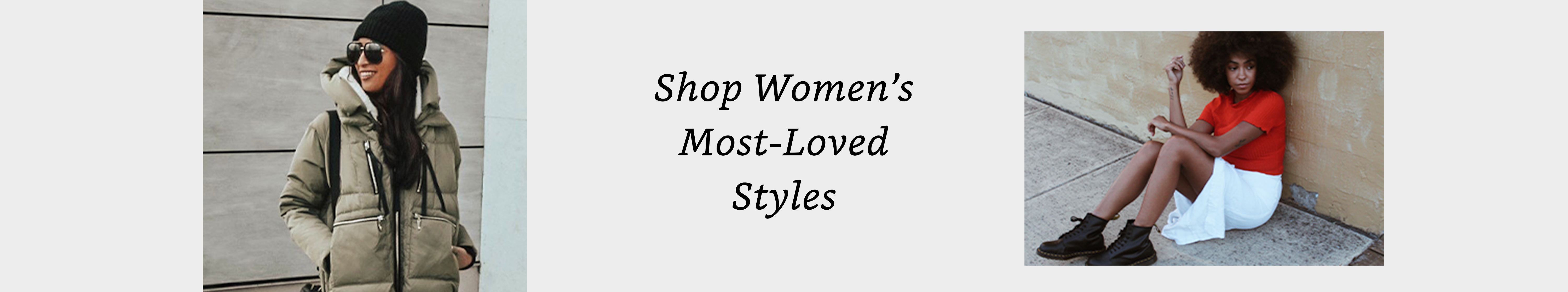 Shop Women's Most-Loved Styles