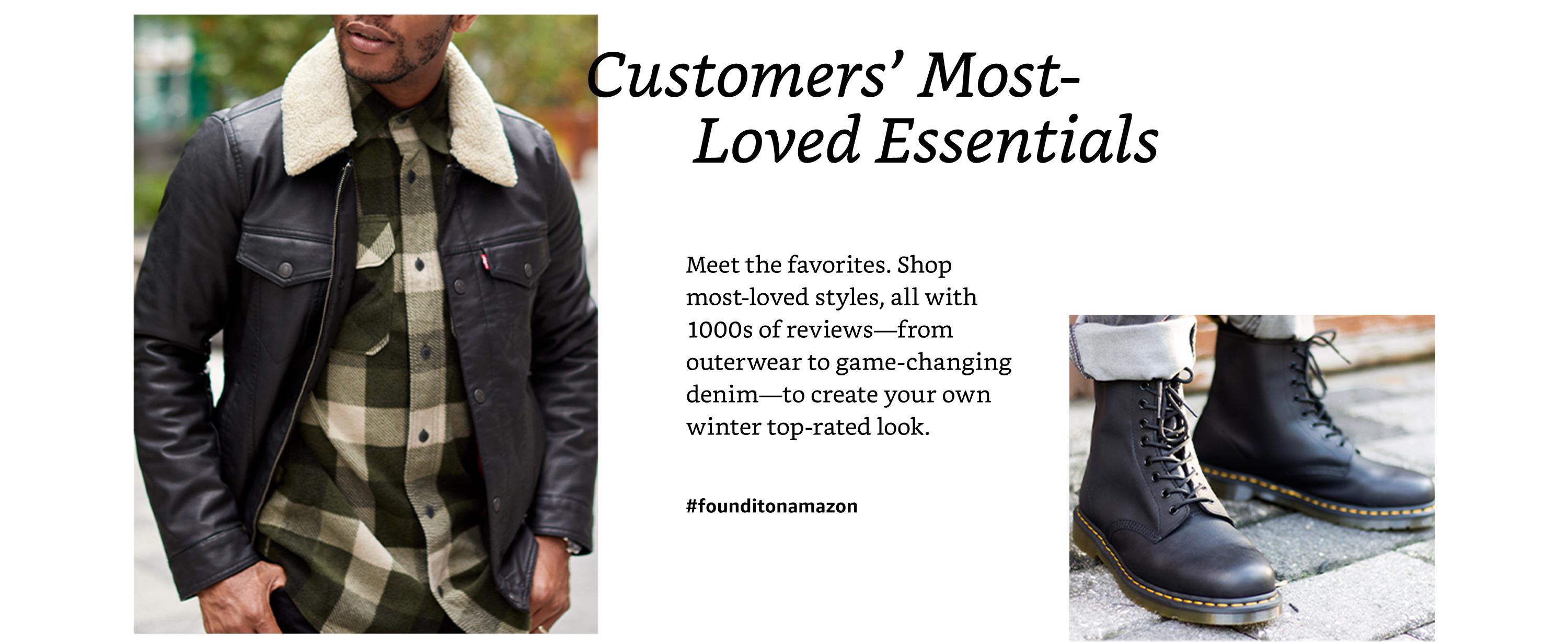 Customers' Most-Loved Essentials