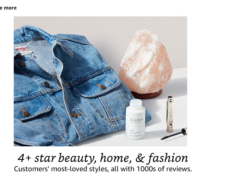 4+ Star Beauty, Home & Fashion