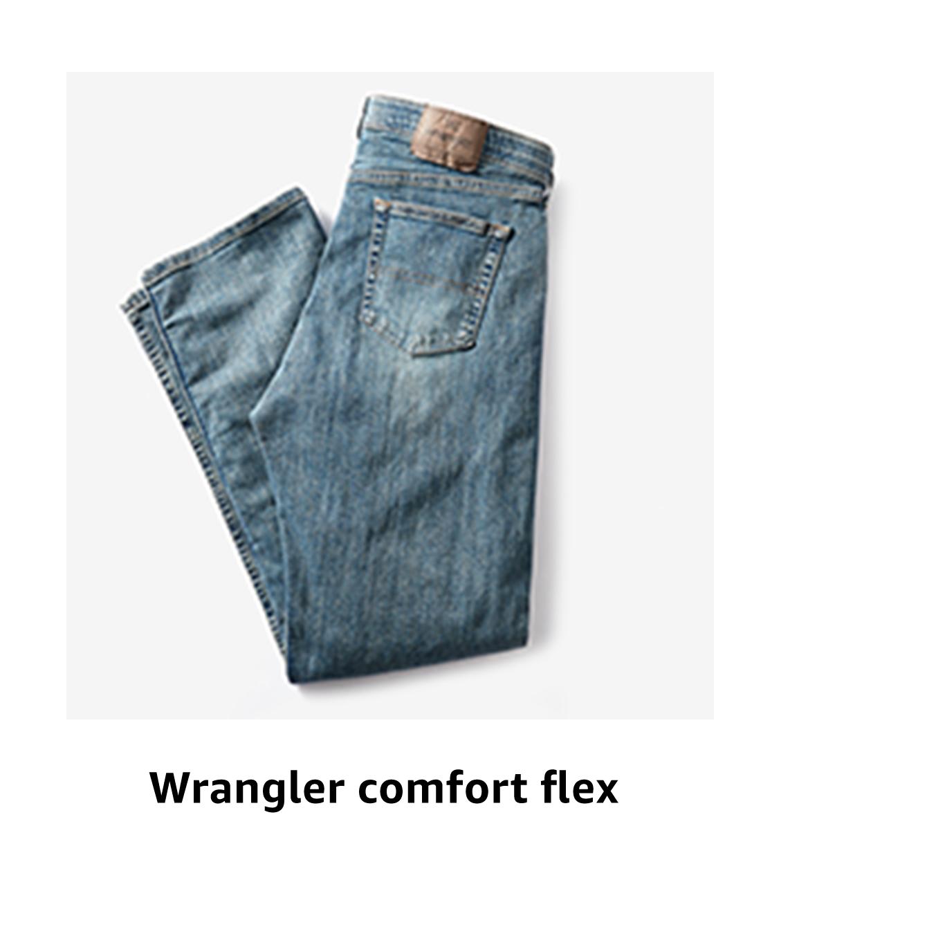 Wrangler comfort flex