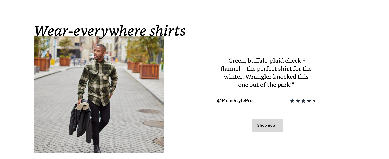 Wear-everywhere Shirts
