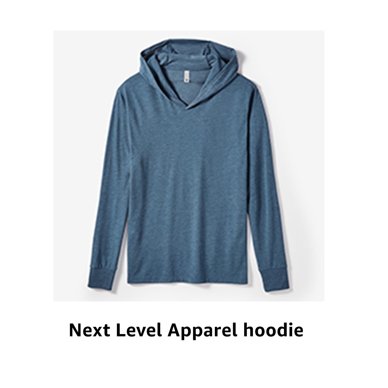 Next Level Apparel hoodie