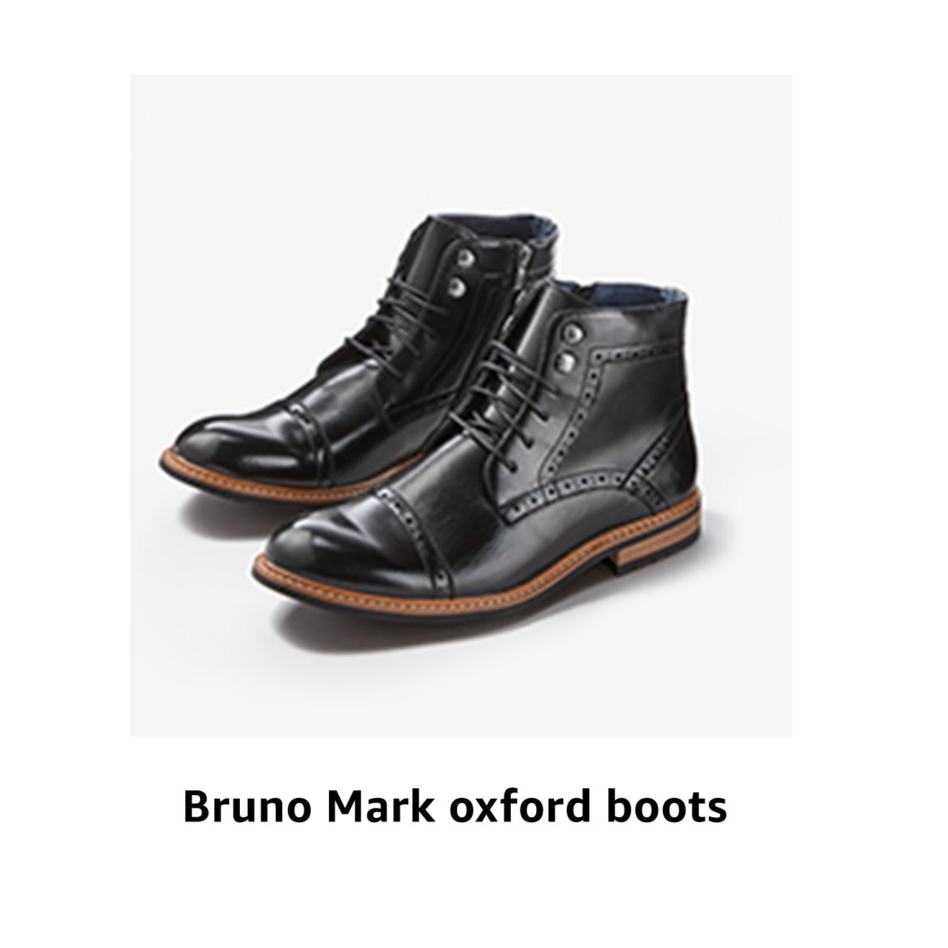Bruno Mark oxford boots