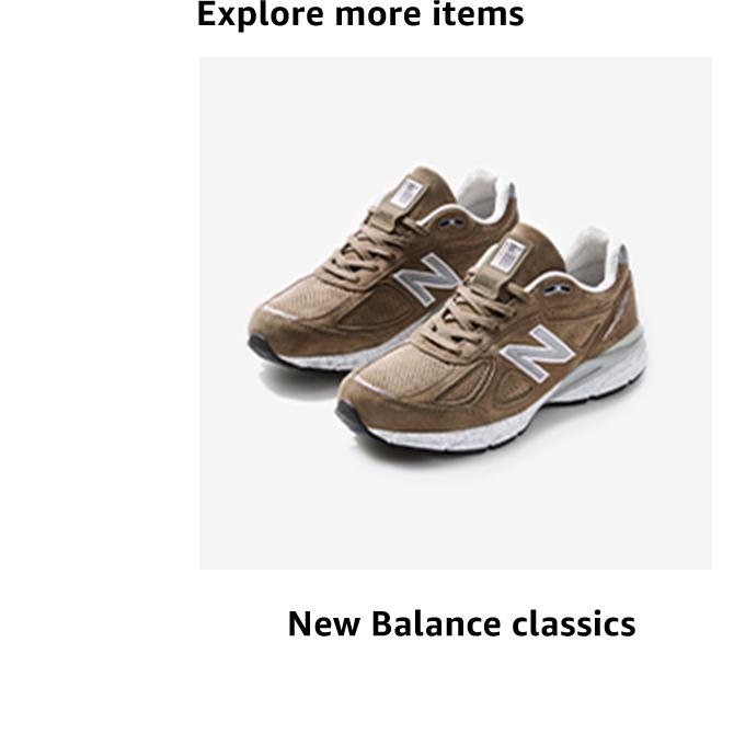 New Balance classics