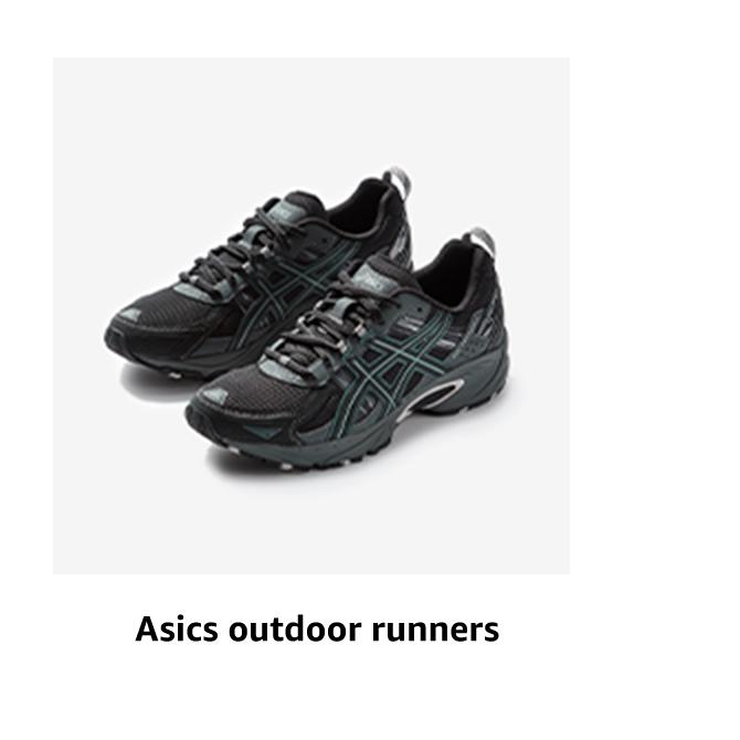 Asics outdoor runners