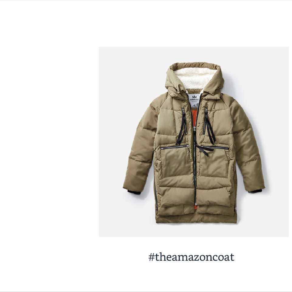 #theamazoncoat