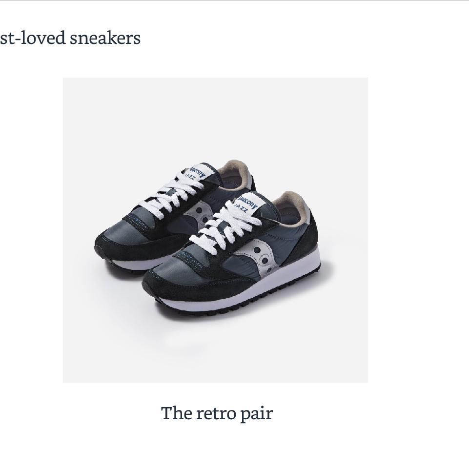 The retro pair
