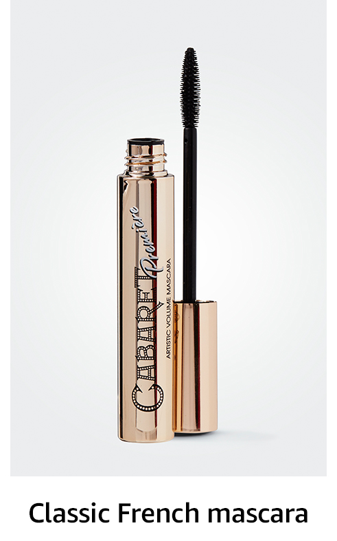 Classic French mascara