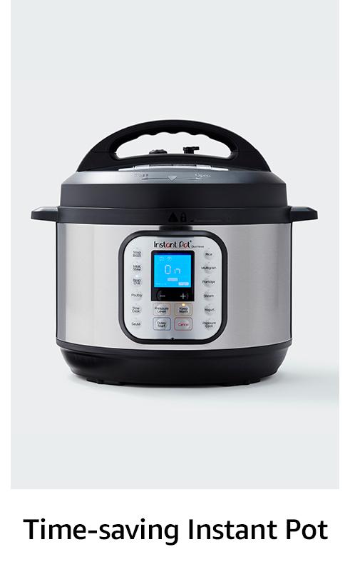 Time-saving Instant Pot
