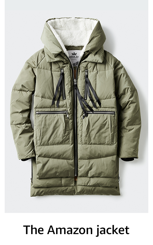 The Amazon jacket