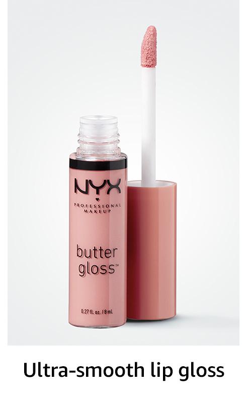 Ultra-smooth lip gloss