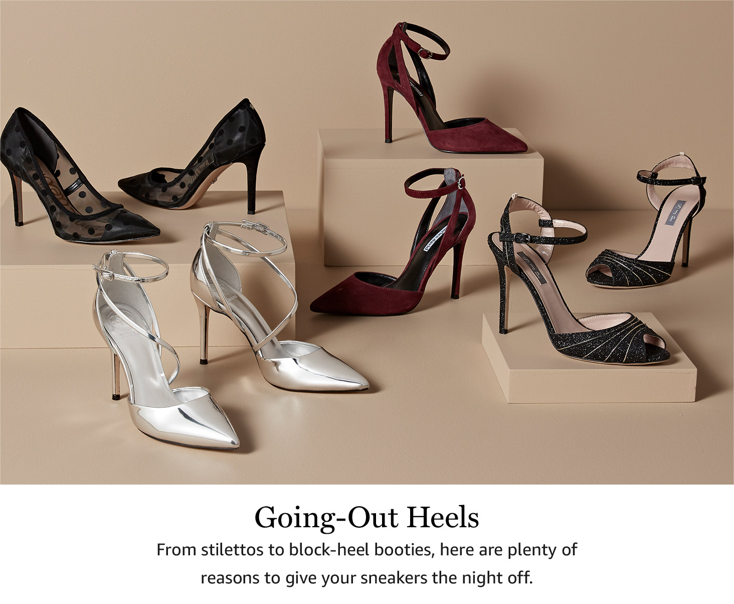 Going Out Heels