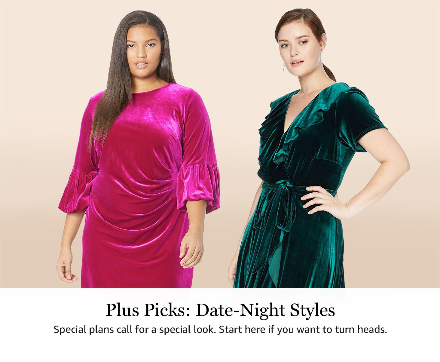 Plus Picks: Date-Night Styles