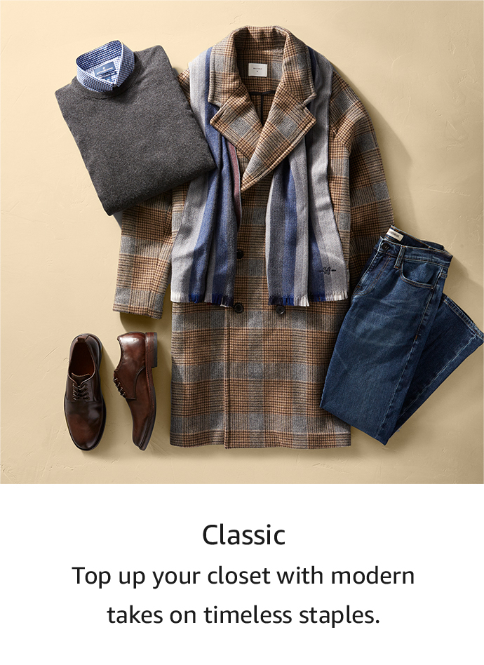 Shop by Style: Classic