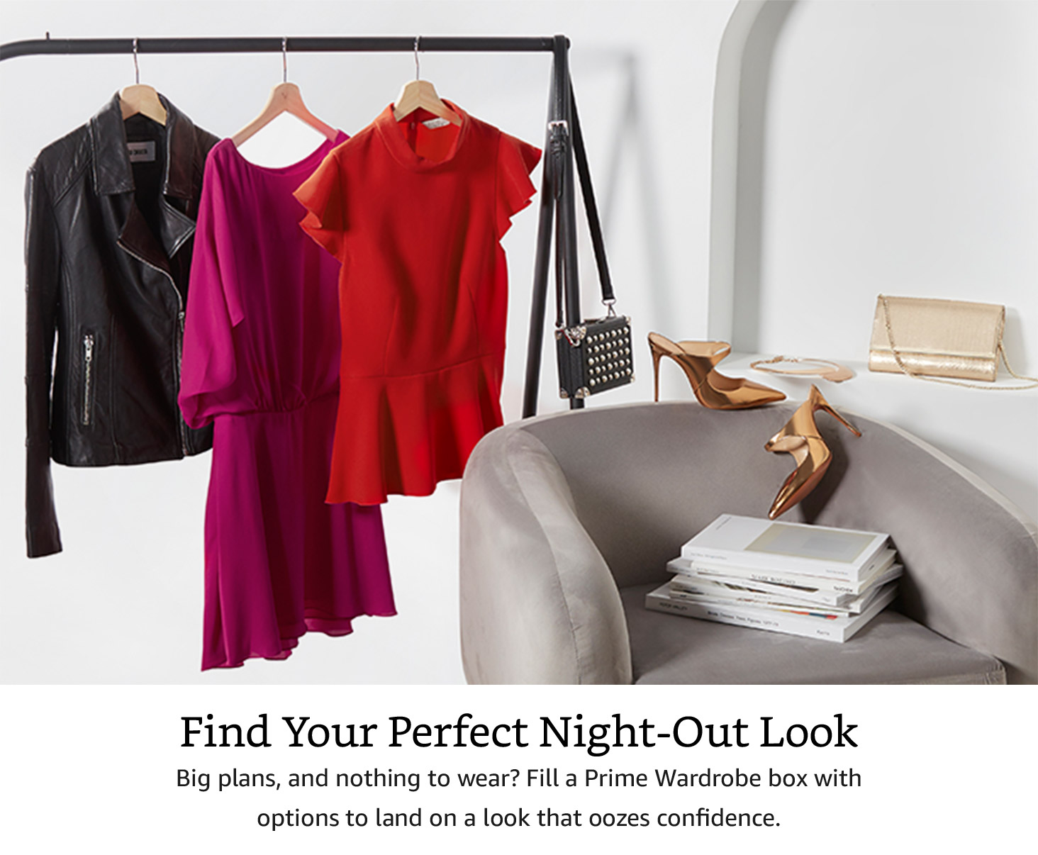 Find The Perfect Night Out Look