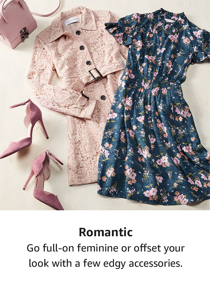Shop By Style Romantic