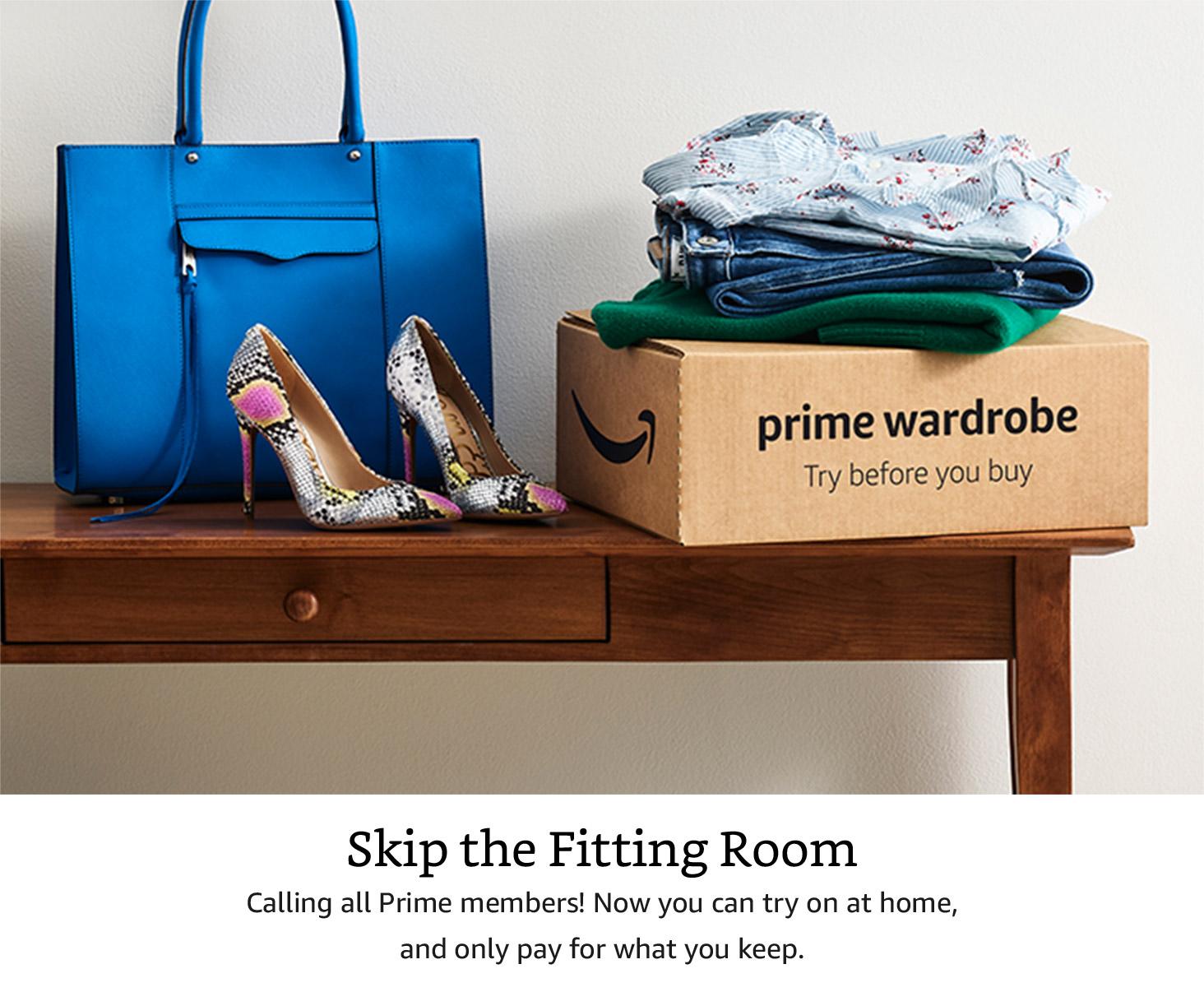 Skip The Fitting Room