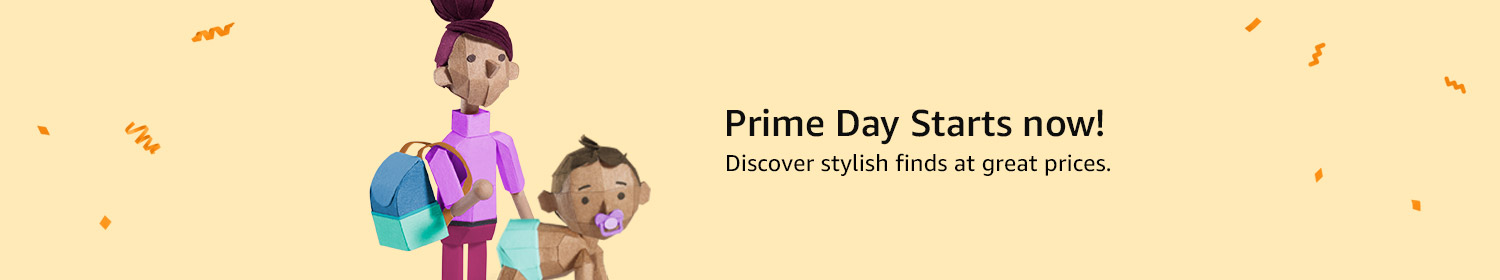 Prime Day starts now!