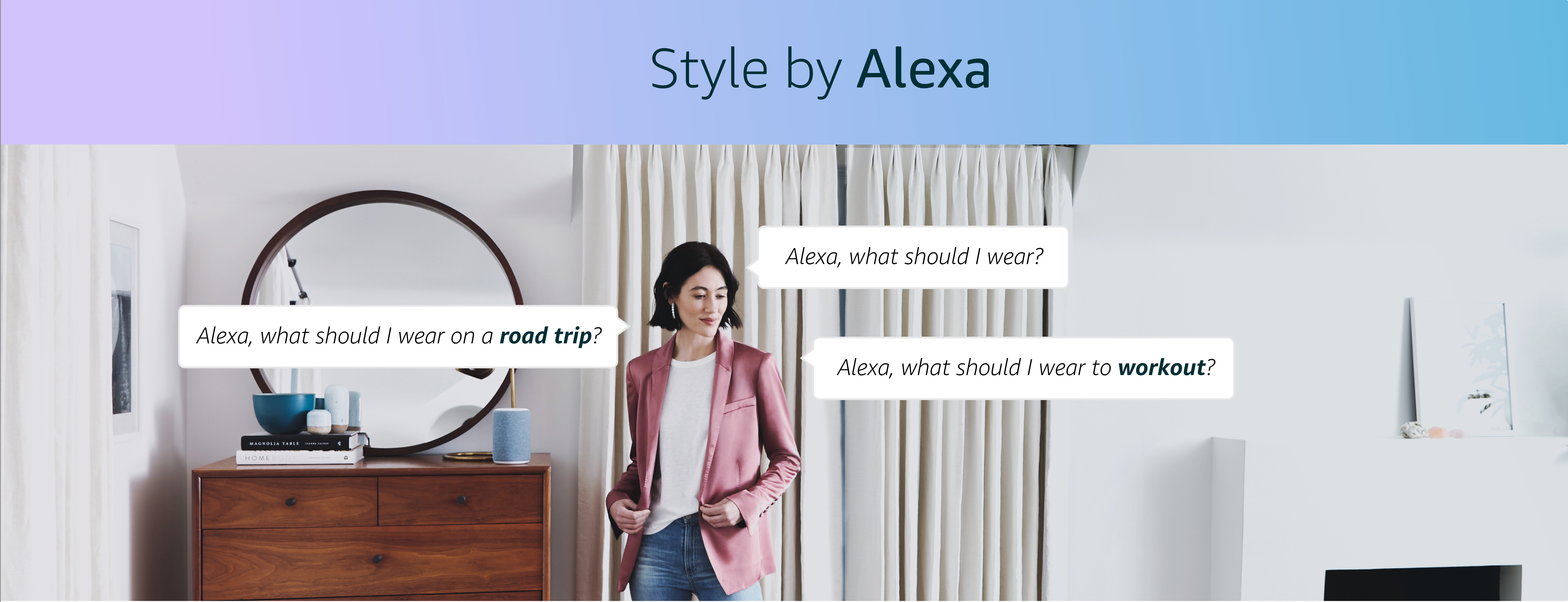 Style by Alexa