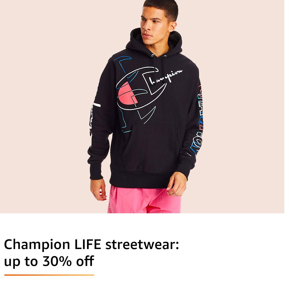 Champion Life Streetwear Deals