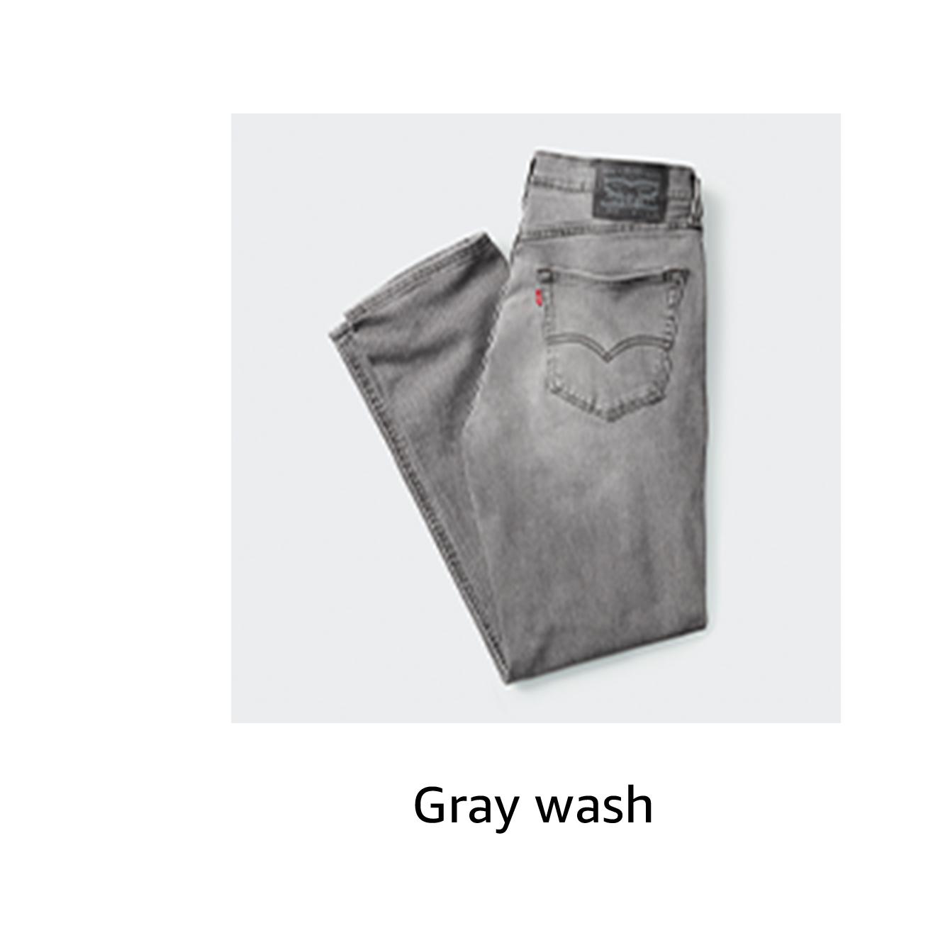 Gray wash
