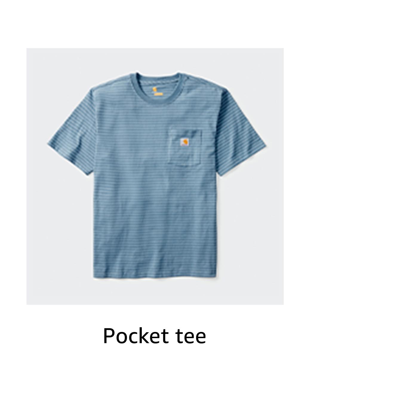 Pocket tee