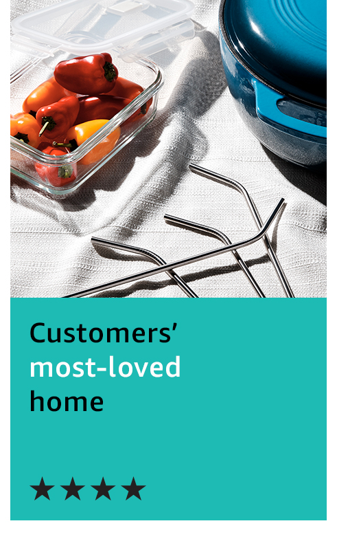 Customers' most-loved home