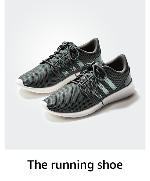 The running shoe
