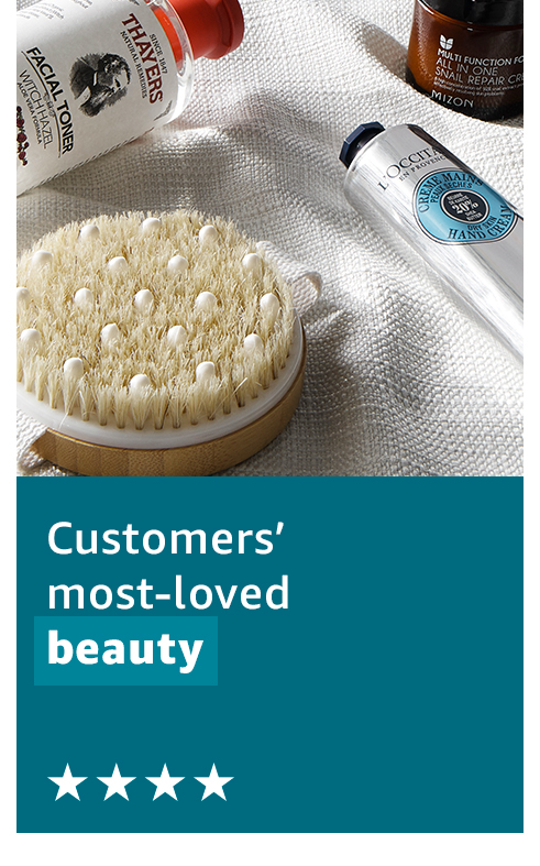 Customers' Most-Loved Beauty
