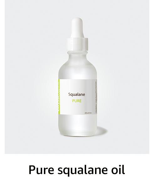 Pure squalene oil