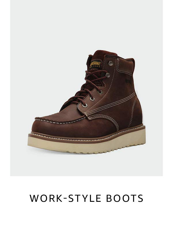 Work-style boots
