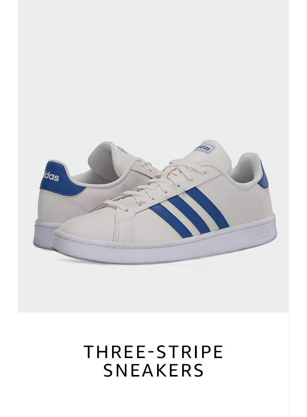 Three-Stripe sneakers