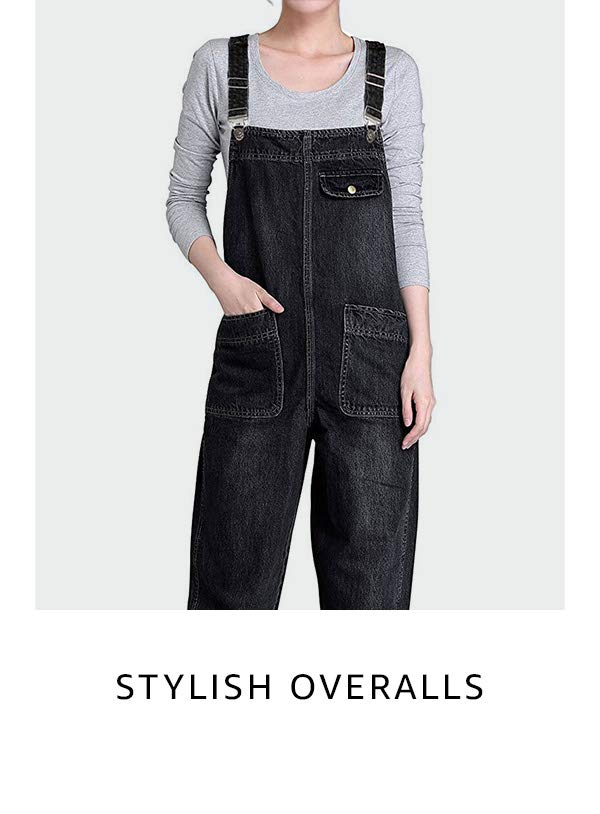 Stylish overalls