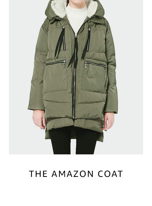 The amazon coat