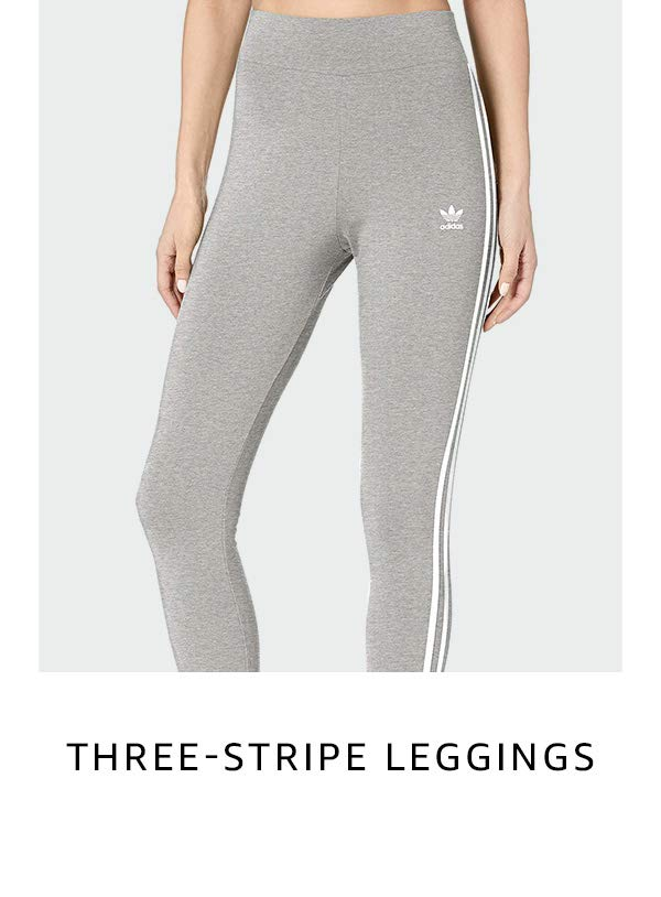 Three-stripe leggings