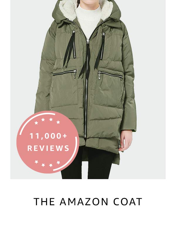 the amazon coat