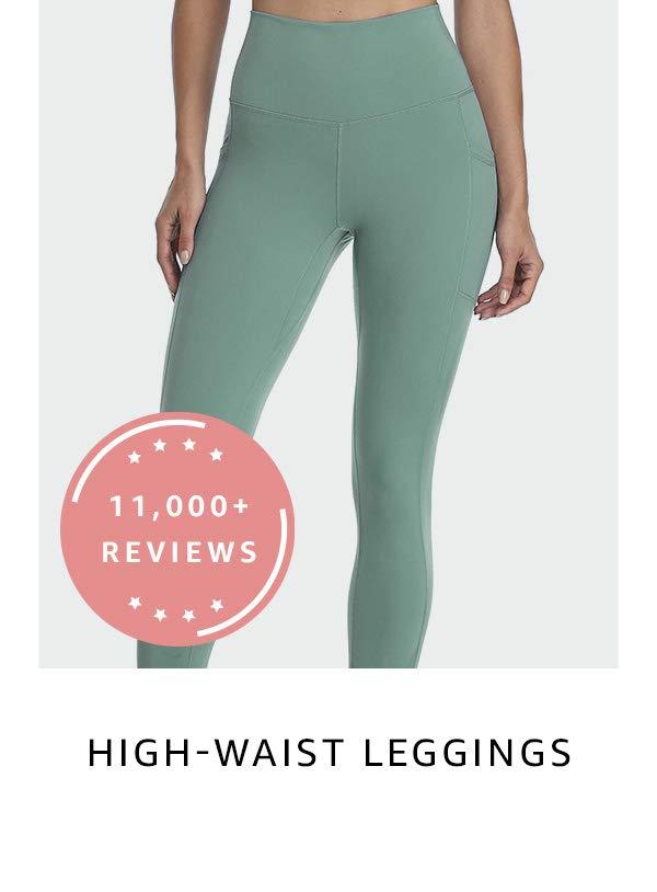 High-wasit leggings