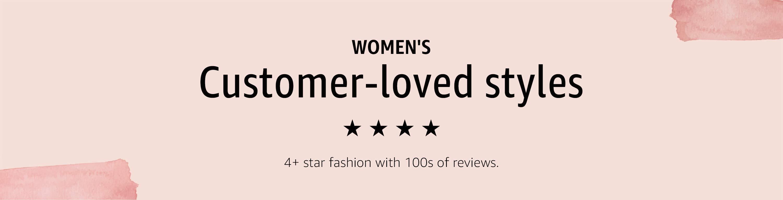 Women's Customer-loved styles