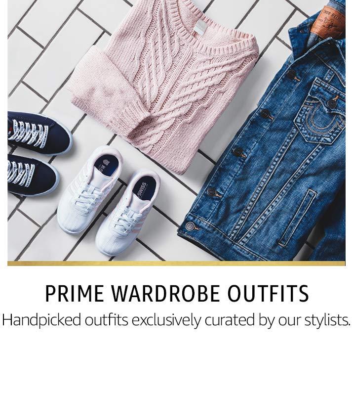Prime Wardrobe Outfits