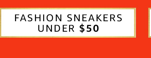 Sneakers under $50