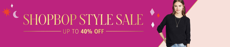 Shopbop Style Sale