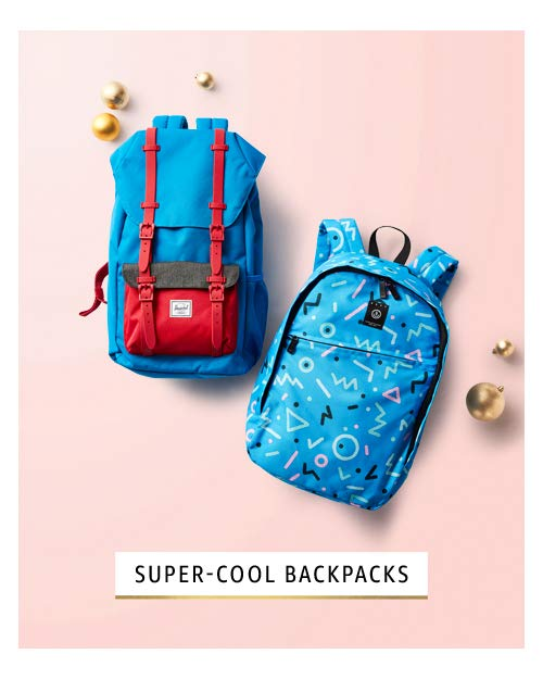 super cool backpacks for kids