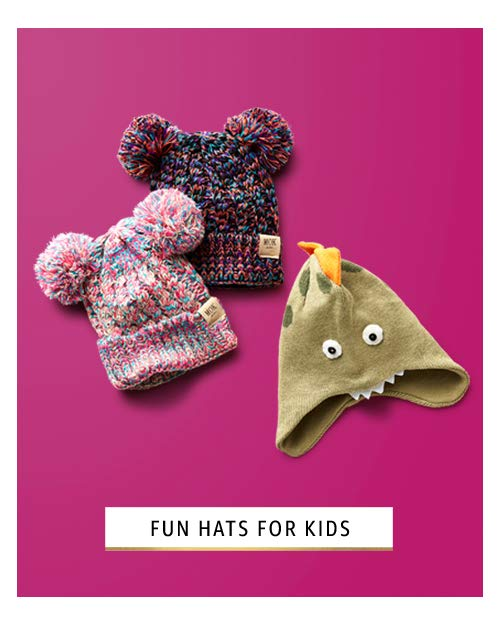 fun hats for kids
