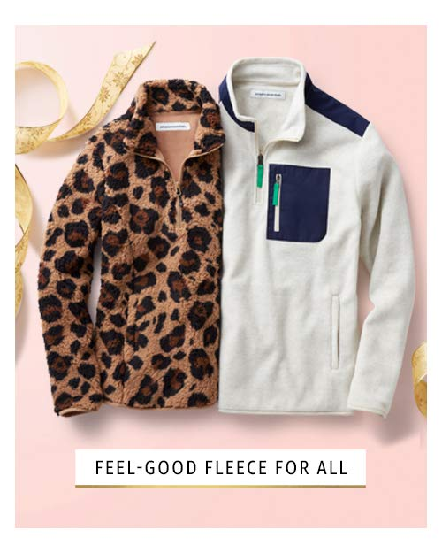 Fleece for all