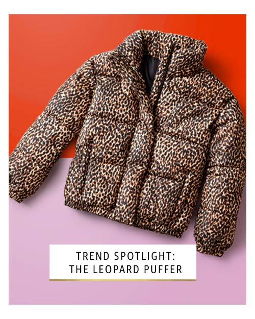 Leopard puffer