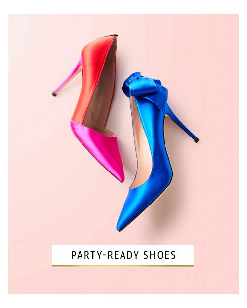 party ready shoes