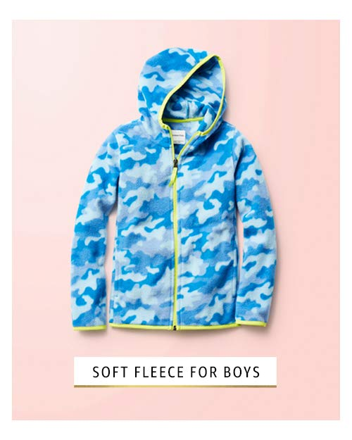 Softest Fleece for Boys
